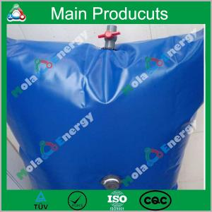 China High Quality Plastic TPU PVC Water Storage Tank Water Bladder Liners on sale