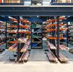 Steady Depot Or Workshop Cantilever Racking System Arm Length 800-1800mm