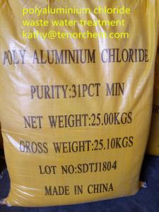 China polyaluminium chloride water treatment on sale