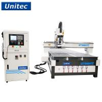 China Linear Guide 1640 20000mm/min CNC Wood Carving Machine on sale