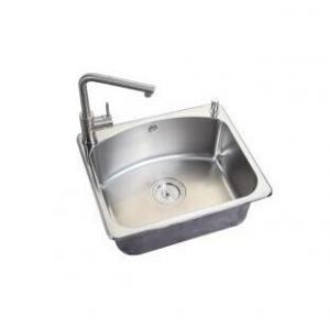 Quality Restaurant Undermount Commercial Grade Stainless Steel Sinks  600x600x950mm For