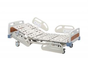 China classic health care product medical furniture hospital electric beds 3 functions on sale