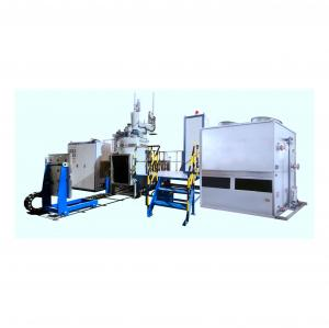 China High temperature Industrial 100kg Medium Frequency vacuum Induction Furnace Supplier on sale