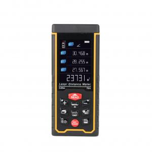 China 70m Large Color LCD Display Digital Laser Distance Meter on sale