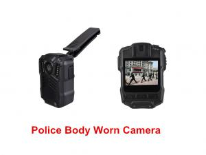 China ABS Material Wearable Waterproof Body Camera Drop Resistance Feature 3.0 M on sale