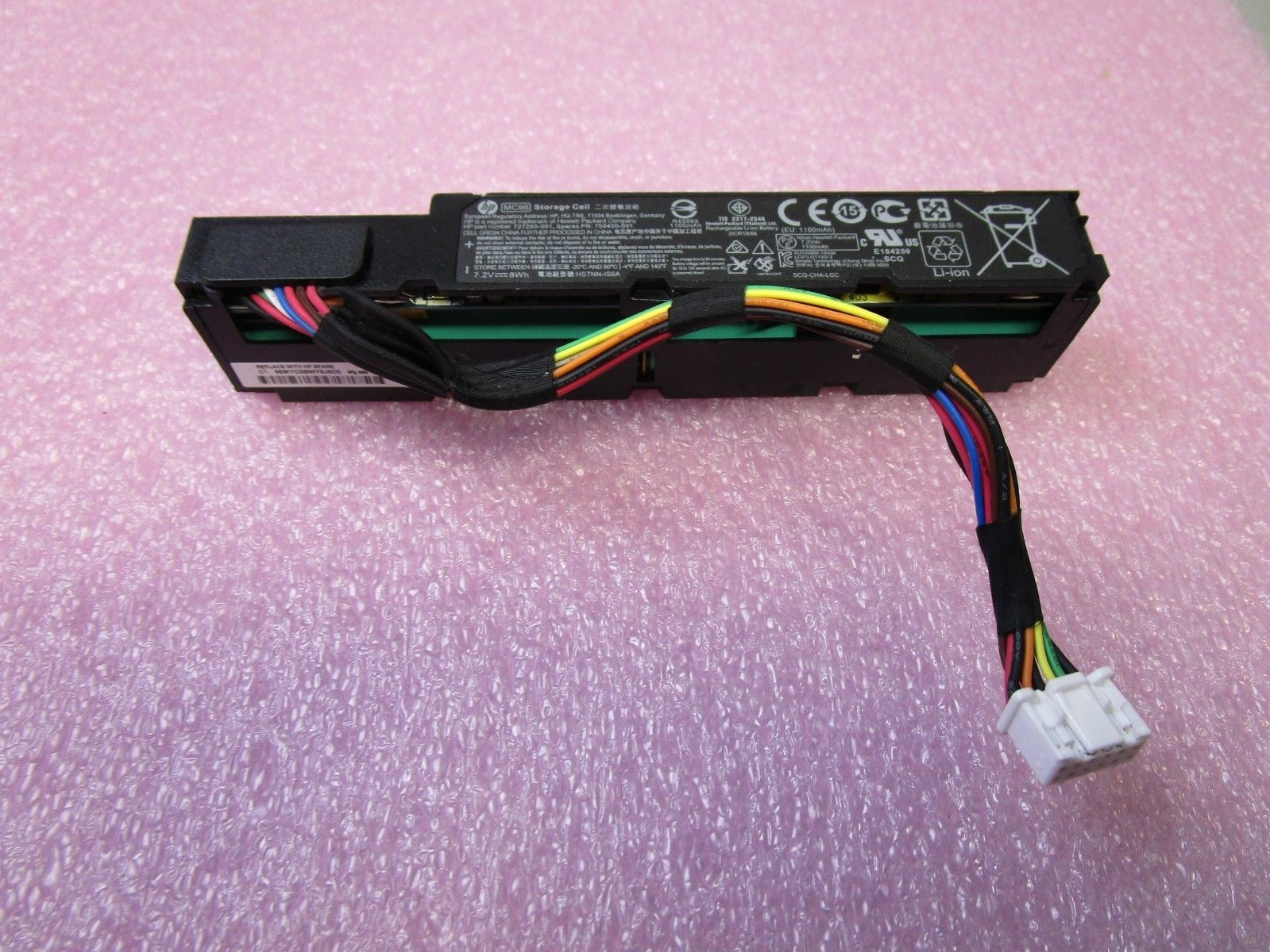 SUN Sun Branded BAT 1S3P w//WARRANTY 5q 371-2482 Controller Battery