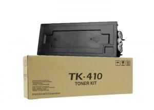China Generic Olivetti / Kyocera Toner CartridgesTK410 Black Laser Toner Ink Cartridge on sale