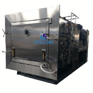 China High Safety Freeze Dry Vacuum Chamber For Snacks Marshmallows Instant Coffee on sale