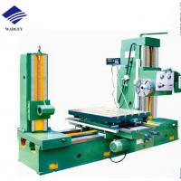 China TPX61 Series Horizontal Boring Milling Machine 20-450 Rpm Spindle Speed Range on sale