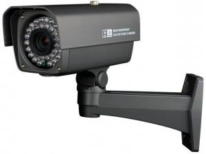 China 0 Lux Infrared Long Range Night Vision Cctv Camera With FM Connect to TV on sale