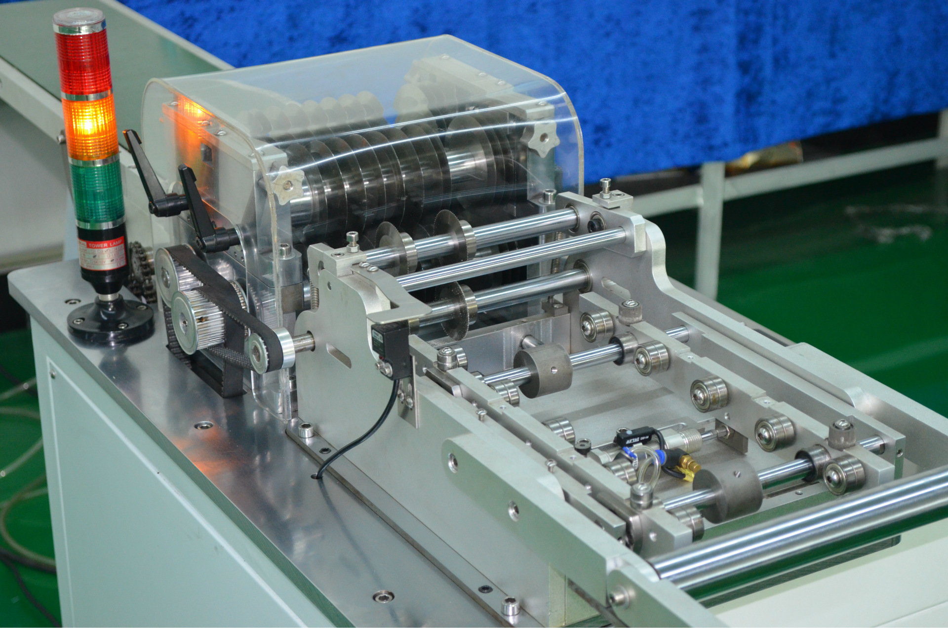 High Efficiency Multi Blades Pcb Depaneling Machine With Data Board Cutting Circuit Cutter Of Pcbdepanelingmachine Monitoring Systems For Sale Manufacturer From China 102926155