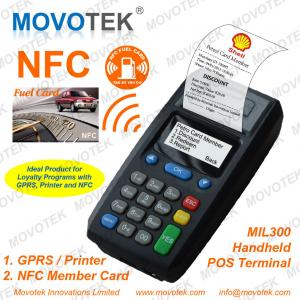 China Movotek NFC/RFID Point of Sale (POS) Terminal/Device/Machine for Bus Ticketing (Free SDK) on sale