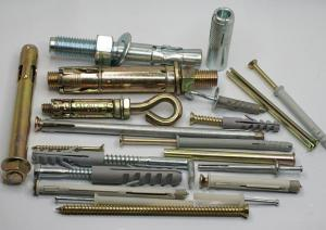 China Expension bolts,  Sleeve anchor,  Wedge anchor,  Drop in anchor,  Chemical anchor on sale