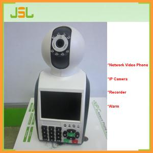 China Network alarm recorder IP phone camera on sale