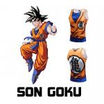 3D Dragon Ball Son Goku T Shirt
