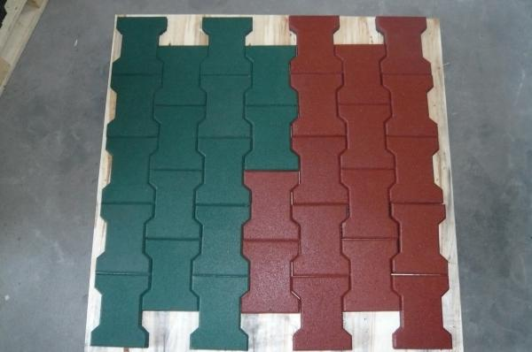 Ground Cover Rubber Mat Flexible Noise