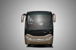China 47 Seats Used Diesel Buses , Used Passenger Bus High Performance Yuchai Engine on sale