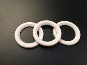 China Standard Dimension Expanded PTFE Gasket With Low Temperature Resistance on sale