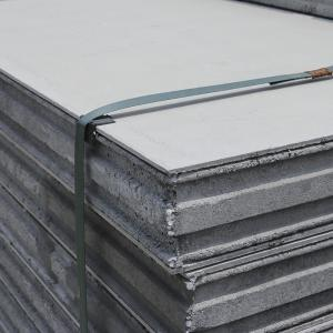 China Insulated precast eps concrete cement sandwich wall panels on sale