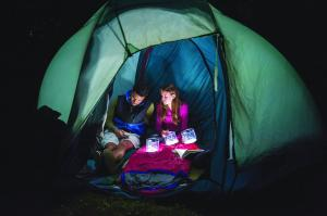 China Foldable Solar Camping Lantern on sale