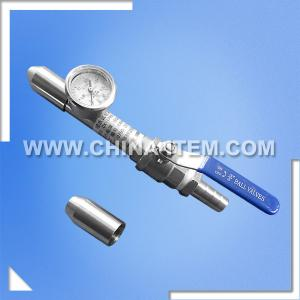 China Water Jets IPX5 6,3mm + Water Jets IPX6 12,5mm - IEC 60529 on sale