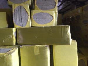 China OEM Low Thermal Conductivity Mineral Wool Slabs for wall partiton on sale