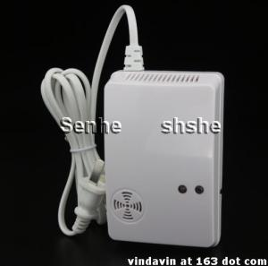 China Newest design LPG Gas detector connect to elecmagnetic shut off valve on sale