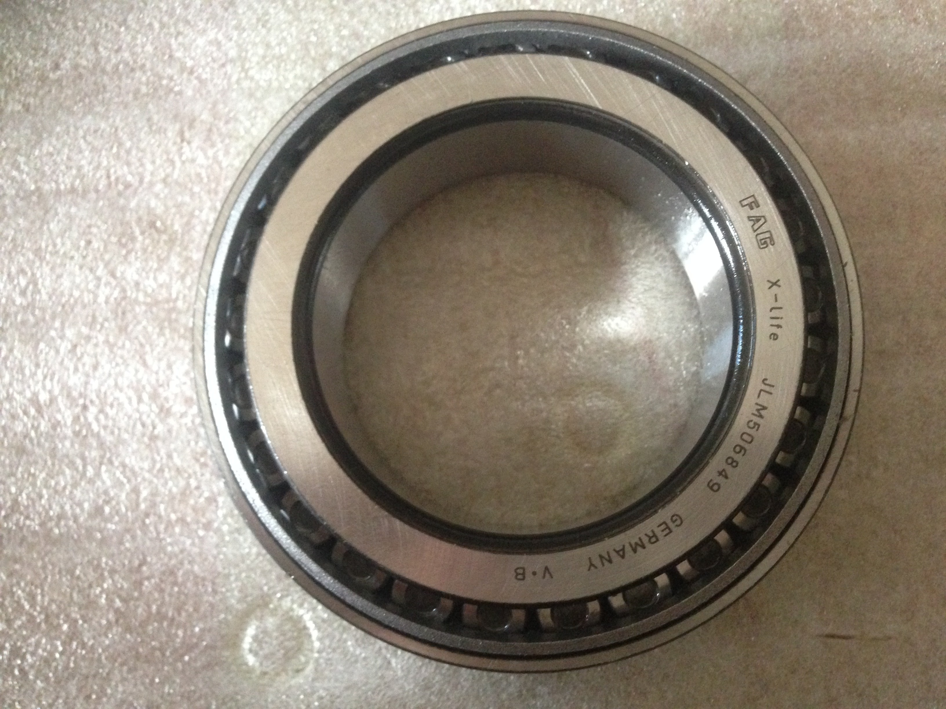 Timken 53375 Tapered Roller Bearing Single Cup