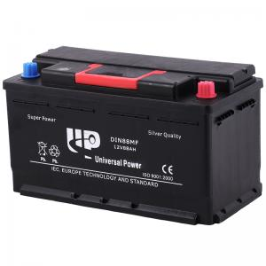 China DIN88MF 12V88AH car battery on sale