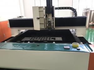 China 5mm Stainless Steel Fiber Laser Cutting Machine Sheet Metal Cutting 500mm / Min on sale