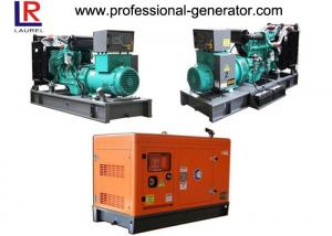 China 50KVA Cummins Diesel Generator Set Noise Level Certification on sale