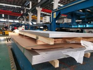 China Cold Rolled Stainless Steel Sheet And Plate 304 Width 1500/1800/2000mm on sale