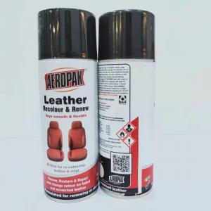 Automotive Fabric Vinyl Custom Spray Paint 10oz Leather
