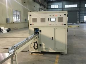 China 380V 50HZ Facial Tissue Paper Production Line With Steel To Steel Embossing Unit on sale