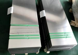 China Precision Instruments 400 2B Finish Stainless Steel Sheet on sale