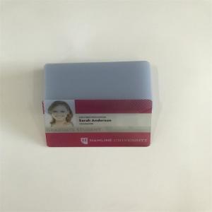 China Transparent inkjet pvc card for Epson or Canon inkjet printer on sale