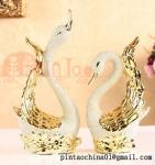 Fashion gorgeous swans furnishing articles
