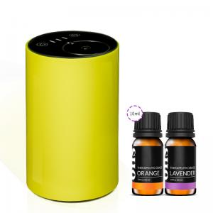 China PP PBT Waterless Essential Oil Diffuser Nebulizer Lithium Battery on sale