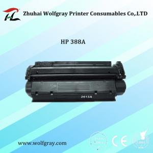 China Compatible for HP CC388A toner cartridge supplier