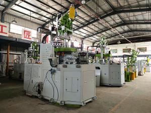 China 160 Ton Fully Automatic Injection Moulding Machine For LED Lamp Cup on sale