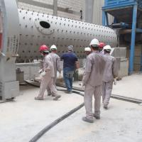 China Zirconia ball mill grinding media for iron ore, cement plant on sale