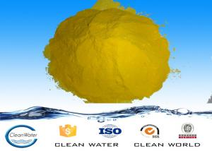 China Polyaluminium Chloride Water Treatment  decolorizition flocculant on sale