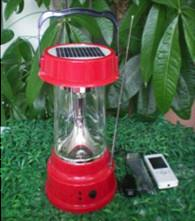China Energy Saving Solar Camping Lantern Continuously Free Power Supply on sale