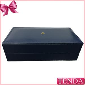 Wholesale Necklace Box Suppliers 20 x Leatherette Necklace Chain Jewellery Boxes