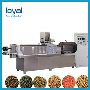 China Pet Food Extruder Machine Poultry/Fish/Animal Feed Pellet Mill on sale