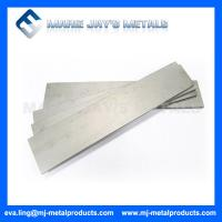 China Polished Cemented Carbide Plate on sale