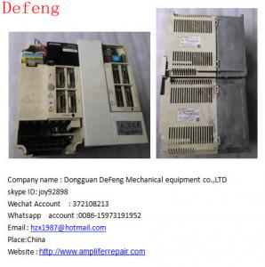China repair Niigata machine MDVR50-IV ,MDVR30S3 ,MDVR100S3 ,amplifier alarm , no display on sale