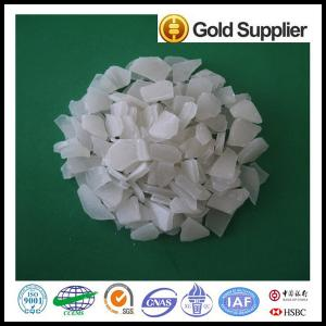 China aluminium sulphate price for iron free aluminium sulphate flake on sale