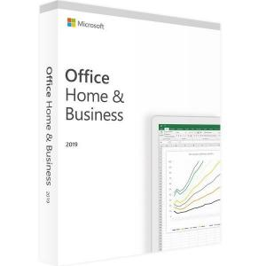 China Microsoft Office 2019 Home And Business PKC Retail Box on sale
