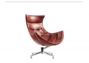 China Leisure Egg Chair Morden Relax Reclining Lounge Chair ZZ-ZKB008 on sale